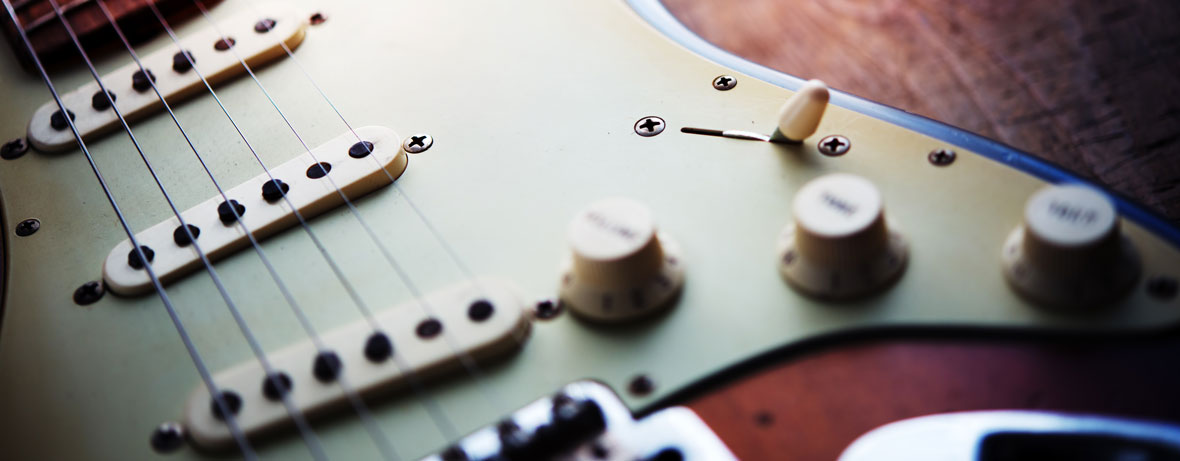 Why upgrade your guitar wiring harness