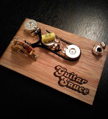 Awe Inspiring Premium Guitar Wiring Kits By Guitar Sauce Wiring 101 Swasaxxcnl